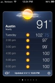 Heat in Austin
