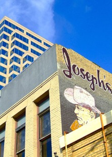 Joseph's: Once Stylin' High by Jann Alexander © 2013